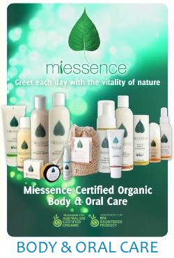Miorganic Miessence Body & Oral Care