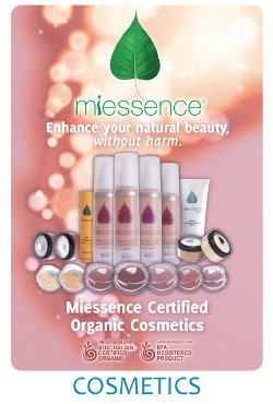 Miorganic Miessence Cosmetics